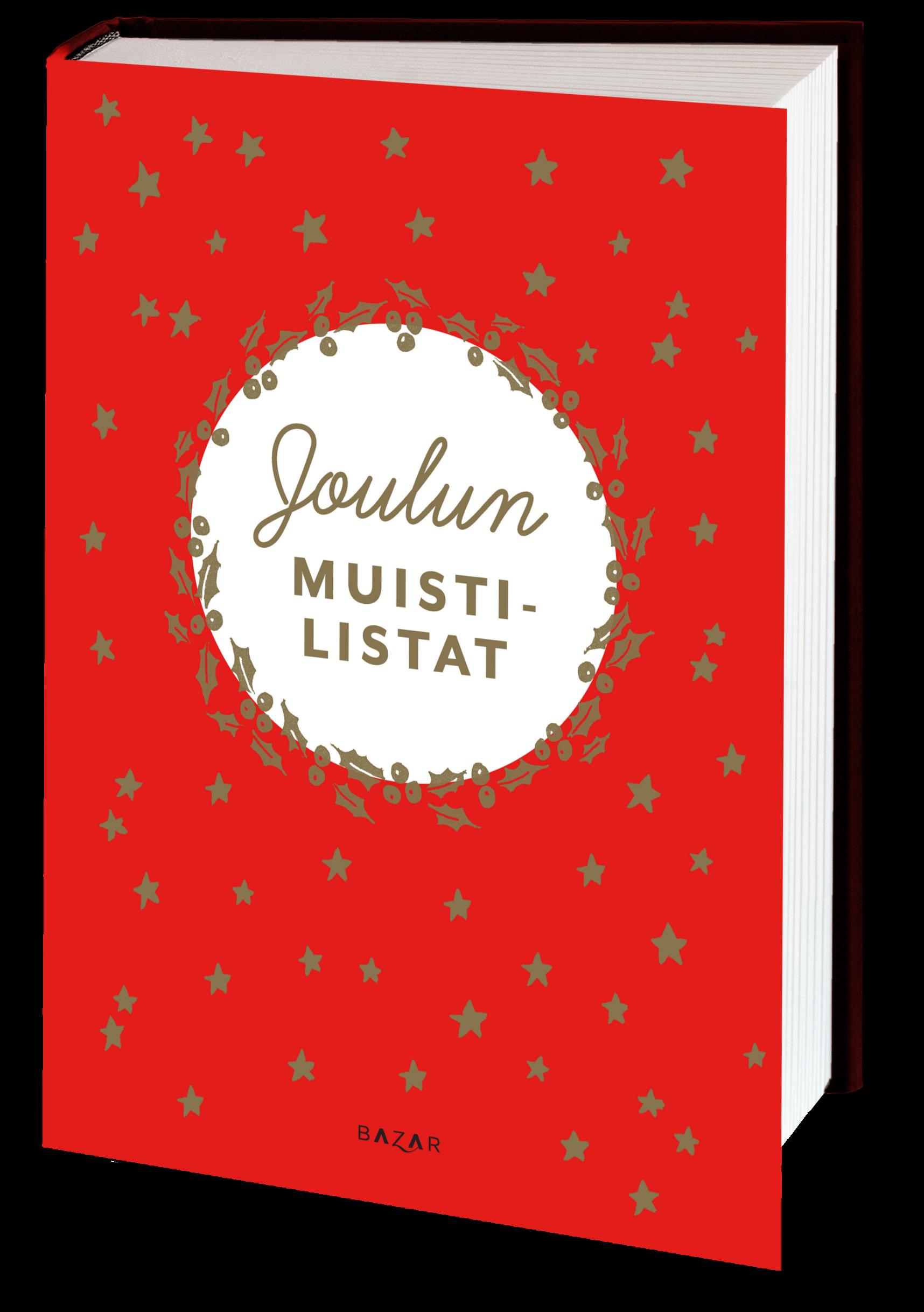 joulu 2018 uutuuskirjat Joulun muistilistat   Bazar Kustannus joulu 2018 uutuuskirjat