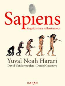 Sapiens. Kognitiivinen vallankumous