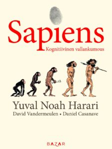 Sapiens. Ihmiskunnan synty
