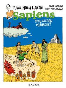 Sapiens. Sivilisaation peruskivet